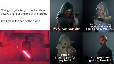Star Wars Day 2020 Funny Memes & Jokes: May the Fourth Be With You! From Hilarious Posts About Chewbacca to Yoda, Here's What You Don't Want to Miss Today