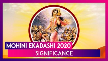 Mohini Ekadashi 2020: Know Significance Of Worshiping Lord Vishnu On This Auspicious Occasion