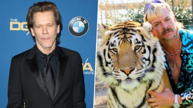 Kevin Bacon Wants to Play Joe Exotic in a Tiger King Movie