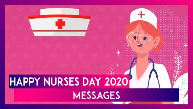 National Nurses Week 2020: Thank You Notes To Express Your Gratitude To The Frontline Warriors