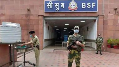 Coronavirus Cases in BSF Inch Closer to 300 After 9 More Jawans Test Positive For COVID-19 in Past 24 Hours
