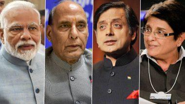 Buddha Purnima 2020: PM Narendra Modi, Rajnath Singh, Shashi Tharoor and Other Political Leaders Extend Greetings to People on Buddha Jayanti
