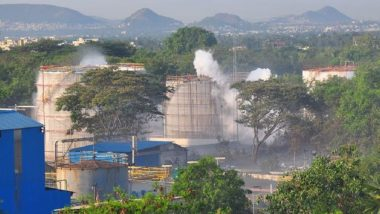 Vizag Gas Tragedy: National Green Tribunal Orders LG Polymers India to Pay Rs 50 Crores for Damages, Issues Notices to Ministry of Environment And CPCB