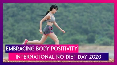 Here's How To Combat Negative Body Image, Embrace Body Positivity: International No Diet Day 2020