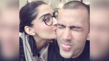 Sonam Kapoor and Hubby Anand Ahuja Fly Off to London Amid COVID-19 Pandemic