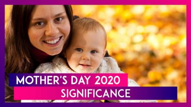 Mother's Day 2020 Date: The Significance Behind Dedicating The Second Sunday Of May to Mothers