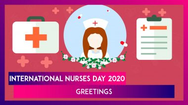 International Nurses Day 2020: WhatsApp Messages And Greetings to Showcase Gratitude to Thank Medics
