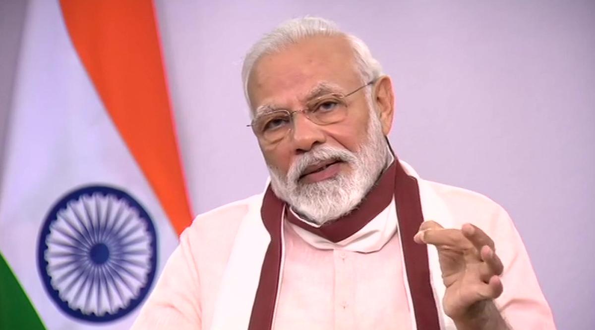 Atma Nirbhar Bharat Abhiyan': PM Modi Announces Rs 20 Lakh Crore ...