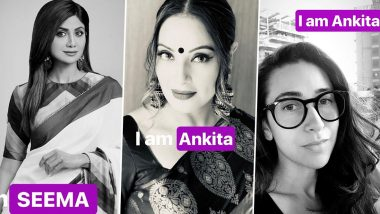 Lockdown Mein Lockup; Shilpa Shetty, Bipasha Basu, Karisma Kapoor and More Raise Their Voice Against Domestic Violence In a New Social Campaign