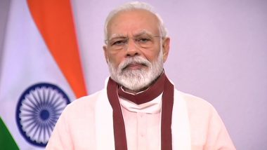 PM Narendra Modi Congratulates Himanta Biswa Sarma on Taking Oath as a New Chief Minister of Assam (Read Tweet)