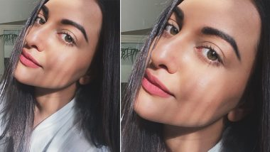 Sonakshi Sinha Posts a 'Sunday Selfie' on Wednesday Because That's Lockdown Life! (View Pic)