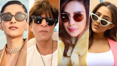 Shades Day 2020: Checking Shah Rukh Khan, Priyanka Chopra and Sonam Kapoor's 'Shady' Business That We'd Love to be a Part of (View Pics)