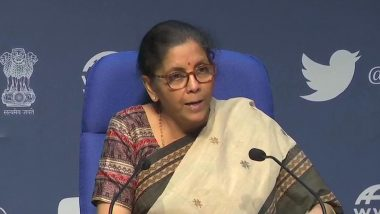 'Commercial Mining in Coal Sector to Start, Govt Monopoly to End', Announces FM Nirmala Sitharaman as Part of 4th Tranche of Aatmanirbhar Bharat Package