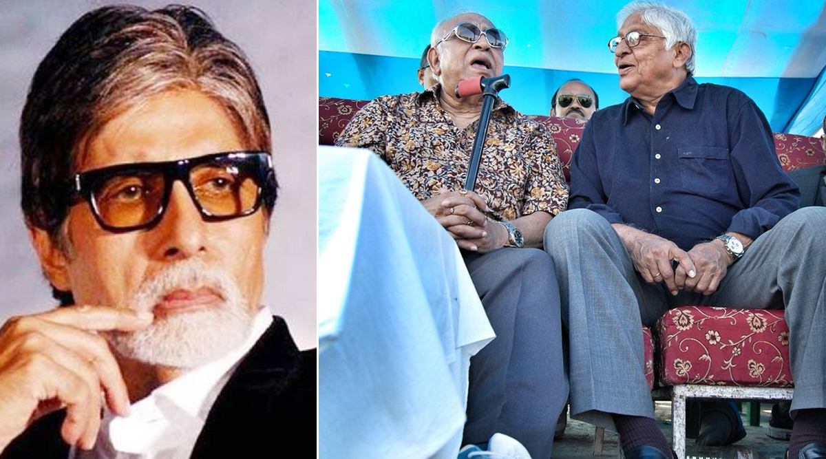 Amitabh Bachchan Remembers Late Indian Football Icons PK Banerjee and Chuni Goswami, Calls Them Legend of the Game