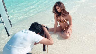 Tara Sutaria Shares A Sexy Throwback Bikini Picture and...Haye Marjaavaan