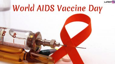 World AIDS Vaccine Day 2020 Date, History & Significance: Know More About the Day That Advocates Urgent Need for HIV Vaccine