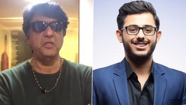 Mukesh Khanna aka Shaktimaan Supports CarryMinati, But Advises Him To Make Better Choice Of Words (Watch Video)