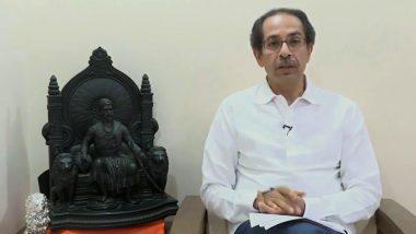 Maharashtra CM Uddhav Thackeray Unlikely to Attend Ram Temple 'Bhoomi Pujan' in Ayodhya, Says Shiv Sena Leader Sanjay Raut
