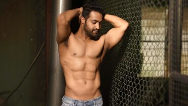 Jr NTR's Trainer Shares the actor's Shirtless Picture Ahead of his Birthday and it's an 'Abs'olute Delight