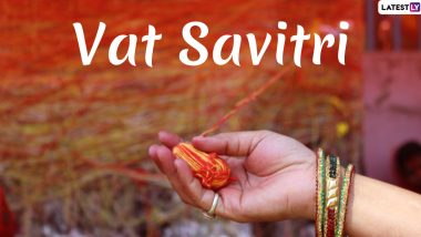 Vat Savitri Vrat 2020 Puja Vidhi and Samagri List: How to Worship The Banyan Tree and Seek Blessings From Devi Savitri for a Happy Married Life
