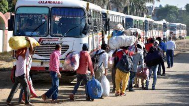 Raksha Bandhan 2020: No Free Travel for Women in Haryana Roadways Buses Due to COVID-19 Pandemic, Says Transport Minister Mool Chand Sharma