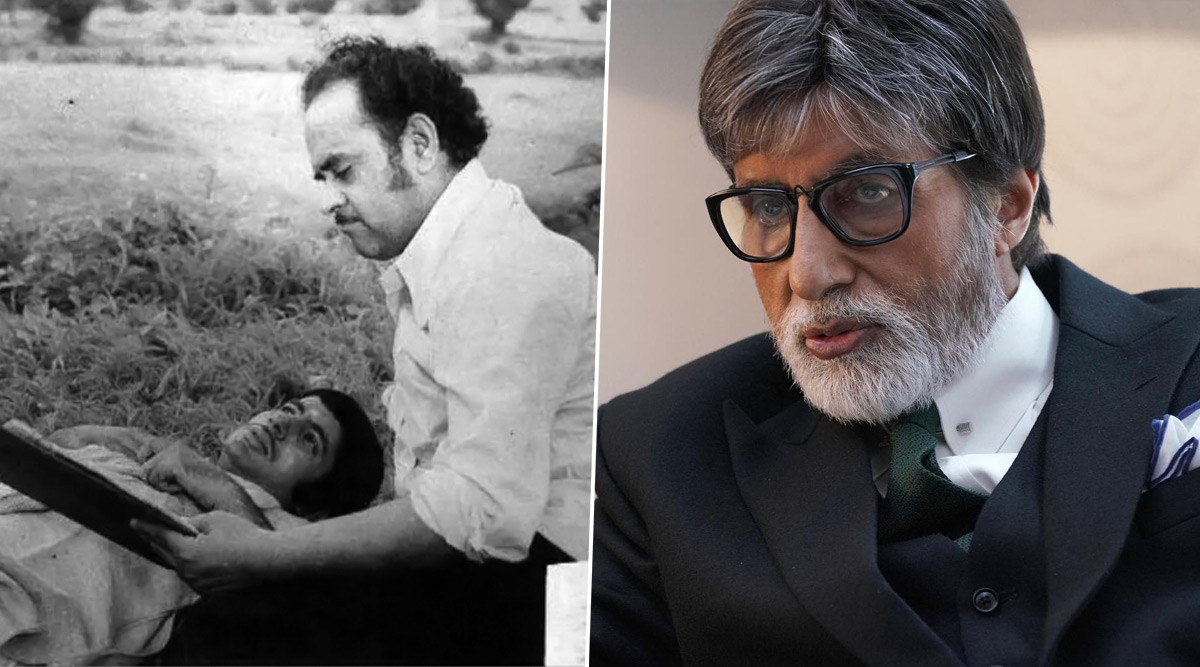 Amitabh Bachchan Remembers Shooting for Sultan Ahmed in a Dacoit Film 'Ganga Ki Saugandh' on Filmmaker's Death Anniversary