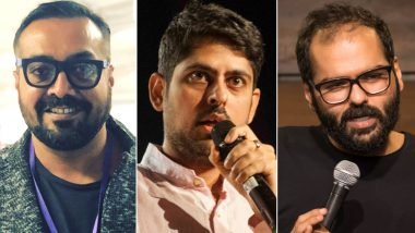 Anurag Kashyap, Varun Grover and Kunal Kamra Auction Their Trophies to Raise Funds for COVID-19 Test Kits