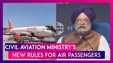 Domestic Flights To Resume, Civil Aviation Ministry Announces Rules For Those Flying From May 25