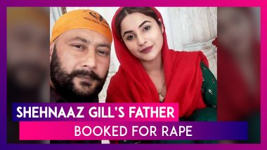 Shehnaaz Gill's Father Santokh Singh Sukh Denies Rape Charges, Says Lady Blackmailing Him For Money