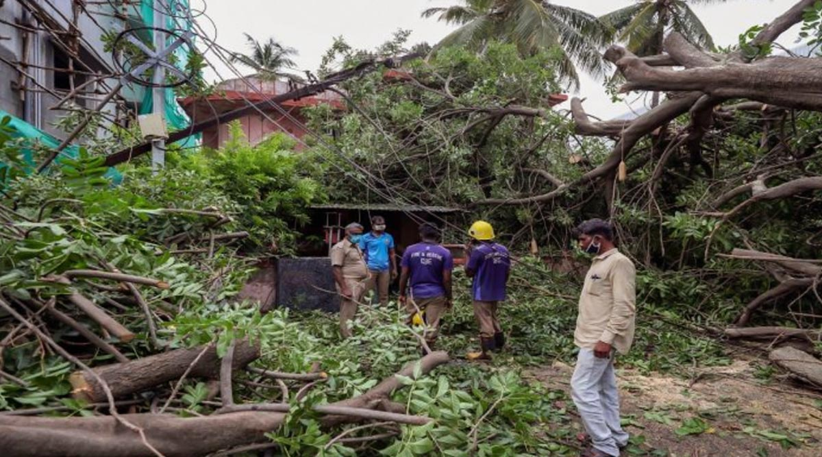 West Bengal Calls For Army Support to Restore Essential Services Hit by Cyclone 'Amphan'