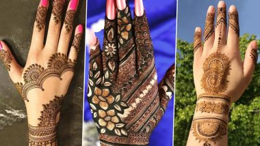 arabic style mehndi design 2020 full hand easy back side