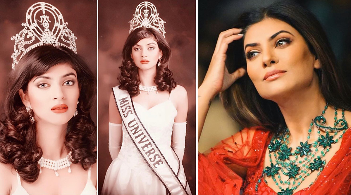 Sushmita Sen Reminisces Her 1994 Miss Universe Title, Calls It a 'Magical Fairytale'