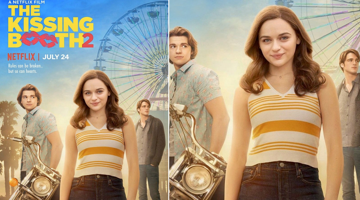 The Kissing Booth 2: Joey King, Jacob Elordi's Rom Com to Release on Netflix in July