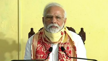 Cyclone Amphan: PM Narendra Modi Announces Rs 2 Lakh Ex-Gratia Each to Kin of Deceased, Rs 50,000 Each to People Injured in West Bengal