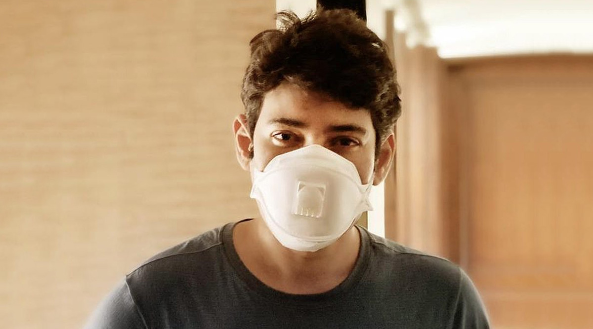 Mahesh Babu Urges Everyone to Make a Habit of Wearing Masks Whenever They Step Out of Their Homes