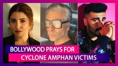 Anushka Sharma, Karan Johar, Arjun Kapoor & Other Bollywood Celebs Pray For Cyclone Amphan Victims