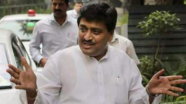 Ashok Shankarrao Chavan Admitted to Mumbai's Lilavati Hospital After Testing Positive For COVID-19