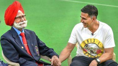 RIP Balbir Singh: Akshay Kumar Pays Heartfelt Condolences to the Hockey Legend and His Family