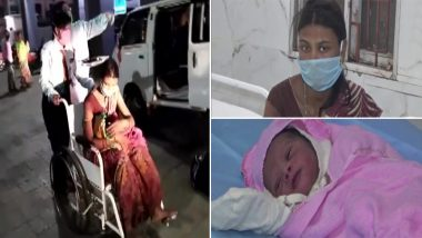 Odisha: Woman Onboard Shramik Special Train Delivers Baby in Titlagarh