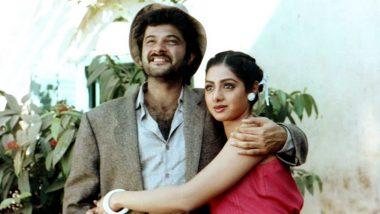 34 Years of Mr India: Anil Kapoor Cherishes His Iconic Film with Sridevi, Actor Goes Down the Memory Lane and Shares Kishore Da's Song 'Zindagi Ki Yahi Reet Hai'