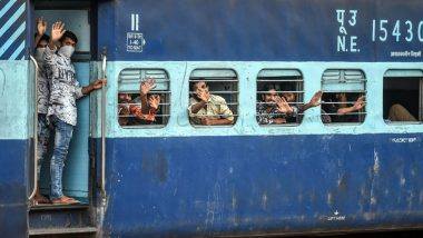 Indian Railways to Run 80 More Passengers Trains From September 12, Full List of Services Resuming Next Week