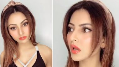 Urvashi Rautela Says Bad Taste in Guys Is Her Talent, Lip-Syncs a Quirky Video