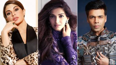 Jacqueline Fernandez, Sonam Kapoor and Karan Johar Among 150 Global Celebs to Join OHM Live's 24-Hour Fundraising Event