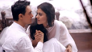 14 Years of Fanaa: Kajol Shares a BTS Pic with Aamir Khan from the Sets, Says 'The Film Was Quite Different from What We Read on Paper'