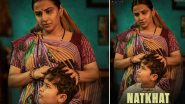 Natkhat Poster: Vidya Balan Wants To Tell You A Kahaani Through Her Short Film (See Pic)