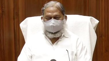 Haryana to Impose Rs 500 Fine Each For Not Wearing Masks, Spitting in Public Amid COVID-19 Pandemic