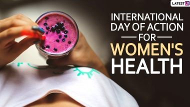 International Day of Action for Women's Health 2020: Date, History & Significance of the Day That Advocates Women's Sexual and Reproductive Health and Rights