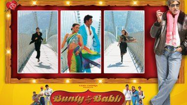 15 Years of Bunty Aur Babli: Director Shaad Ali Says '70s 'Police-Thief' Stories Inspired the Abhishek Bachchan, Rani Mukerji Film