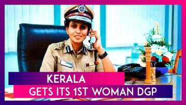 Kerala Gets Its First Woman DGP, IPS R Sreelekha To Head State's Fire & Rescue Services From June 1