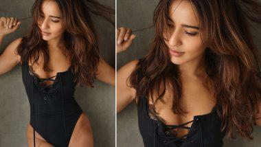 Neha Sharma's Throwback Picture Sporting a Black Monokini is Too Hot to Handle!